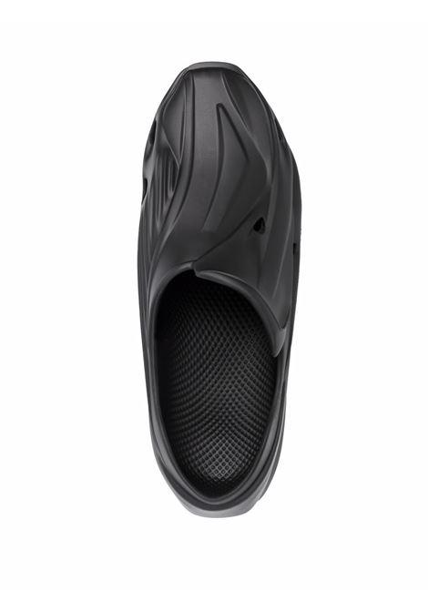 1017 Alyx slip on chunky loafers man black 1017 ALYX 9SM | Sandals | AAUSN0025OT01BLK0001