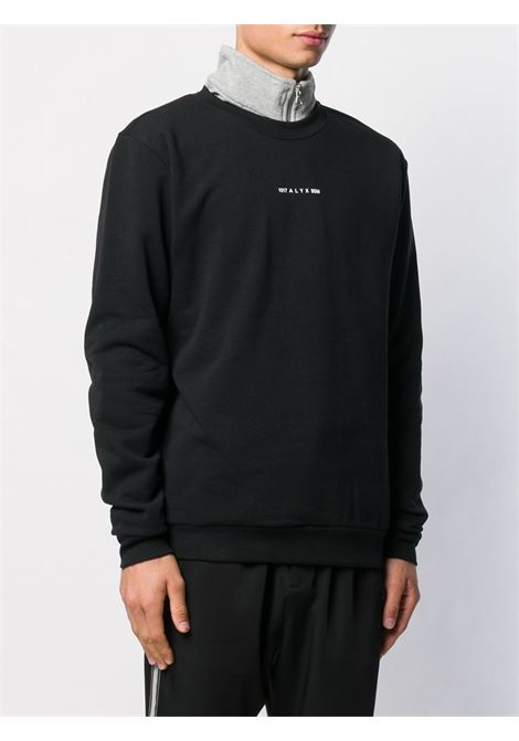 LOGO SWEATSHIRT 1017 ALYX 9SM | Sweatshirts | AVUSW0011FA01BLK001