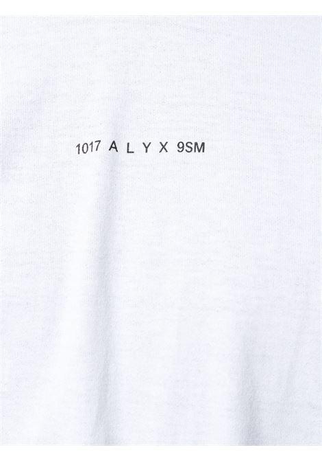 LOGO SWEATSHIRT 1017 ALYX 9SM | Sweatshirts | AVUTS0018FA01WTH001