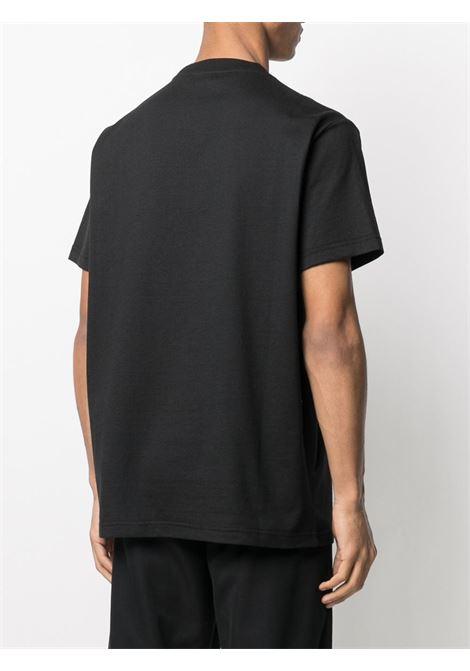1017 Alyx 9Sm visul t-shirt unisex black 1017 ALYX 9SM | T-shirts | AVUTS0216FA01BLK0001