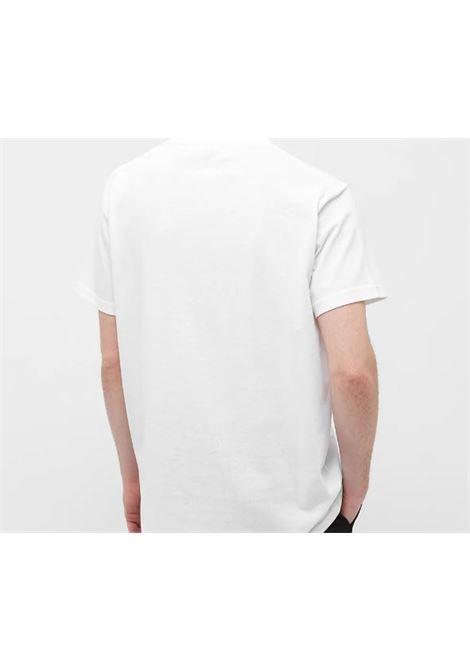 1017 Alyx 9sm logo t-shirt man white 1017 ALYX 9SM | T-shirts | AVUTS0216FA01WTH001