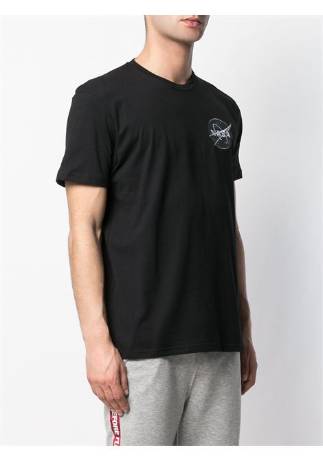 NASA T-SHIRT ALPHA INDUSTRIES | T-shirts | 17650703
