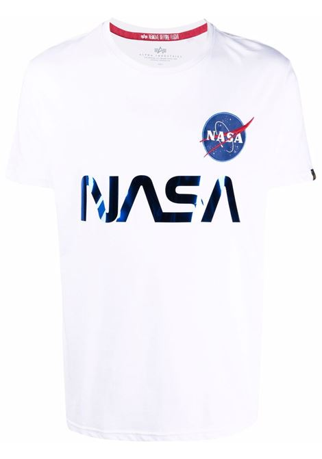 Alpha Industries t-shirt nasa reflective uomo ALPHA INDUSTRIES | T-shirt | 17850190