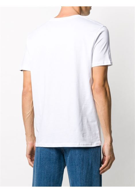 Alpha Industries nasa rainbow reflective t-shirt uomo ALPHA INDUSTRIES | T-shirt | 178501RR09