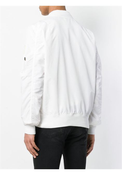 Alpha Industries bomber reversibile uomo bianco ALPHA INDUSTRIES | Giacche | 18610109
