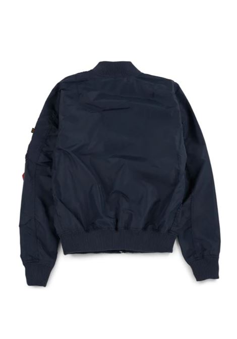 Alpha Industries ma-1 tt nasa giacca uomo ALPHA INDUSTRIES | Giacche | 19110307