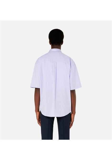 COLLAR SHIRT  AMI - ALEXANDRE MATTIUSSI | Shirts | E21HC251.426504