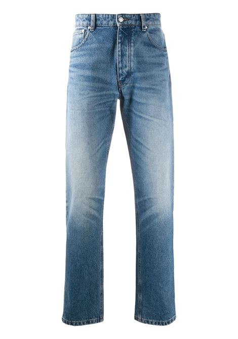 STRAIGHT DENIM AMI - ALEXANDRE MATTIUSSI | Jeans | E21HD002.601480