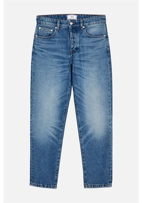 Ami-alexandre mattiussi jeans dritti uomo AMI - ALEXANDRE MATTIUSSI | Jeans | E21HD204.601480