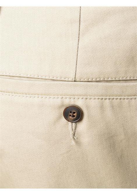 Ami - Alexandre Mattiussi pantaloni a sigaretta uomo AMI - ALEXANDRE MATTIUSSI | Pantaloni | E21HT004.288250