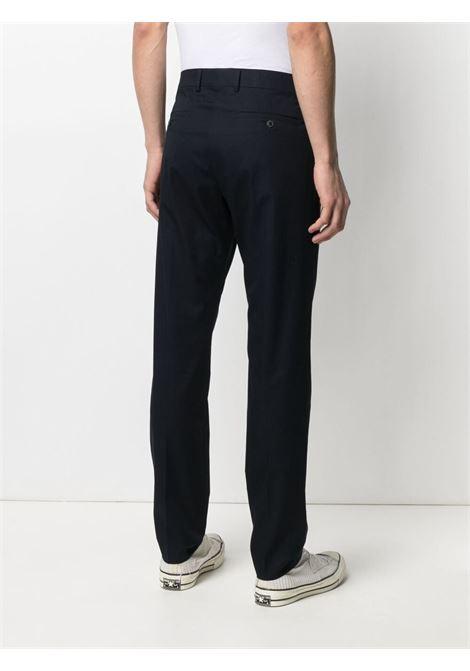 Ami - Alexandre Mattiussi pantaloni a sigaretta uomo AMI - ALEXANDRE MATTIUSSI | Pantaloni | E21HT004.288410