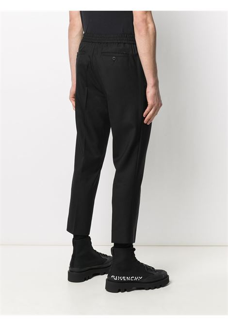 CROPPED TROUSERS AMI - ALEXANDRE MATTIUSSI | Trousers | E21HT206.279001