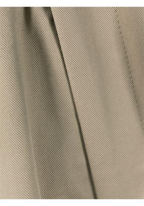 ELASTICATED PANT AMI - ALEXANDRE MATTIUSSI | Trousers | E21HT206.288250