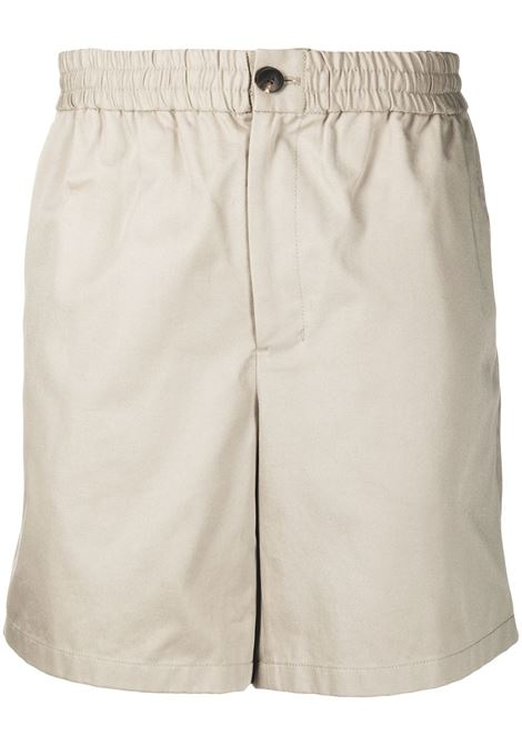 COTTON SHORTS AMI - ALEXANDRE MATTIUSSI | Shorts | E21HT300.288250