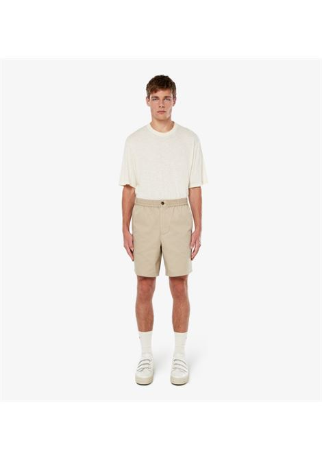 COTTON SHORTS AMI - ALEXANDRE MATTIUSSI | Shorts | E21HT300.288250