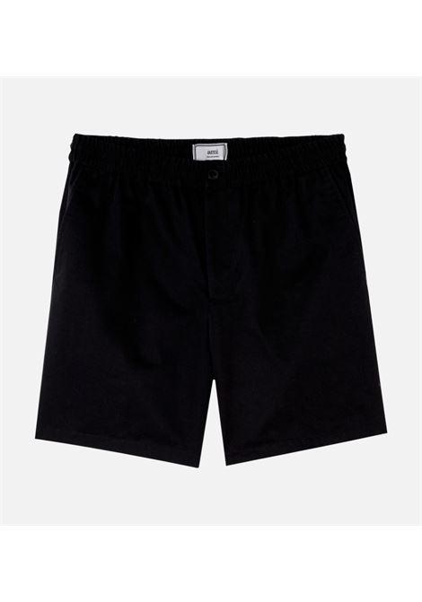 BERMUDA WITH ELASTIC AMI - ALEXANDRE MATTIUSSI | Shorts | E21HT300.288410