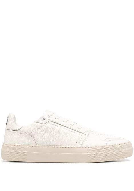 Sneakers with logo AMI - ALEXANDRE MATTIUSSI | Sneakers | E21S413.862150