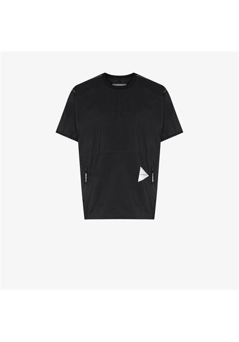 And Wander pertex win t-shirt man  AND WANDER | Shirts | 5740921036010