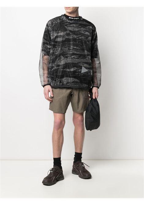 And wander t-shirt con stampa grafica uomo AND WANDER | T-shirt | 5741181115010