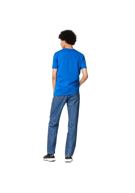 VPC COLOR H T-SHIRT A.P.C. | T-shirts | COBQX-H26943IAG