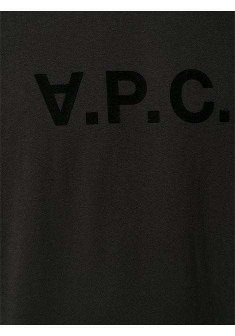 A.P.C. t-shirt con logo uomo A.P.C. | T-shirt | COBQX-H26943LZZ