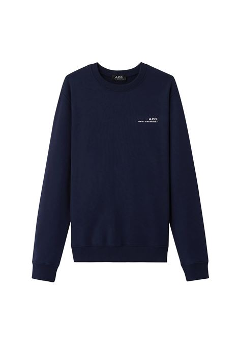 Chest logo sweat A.P.C. | Sweatshirts | COEAS-H27608IAK