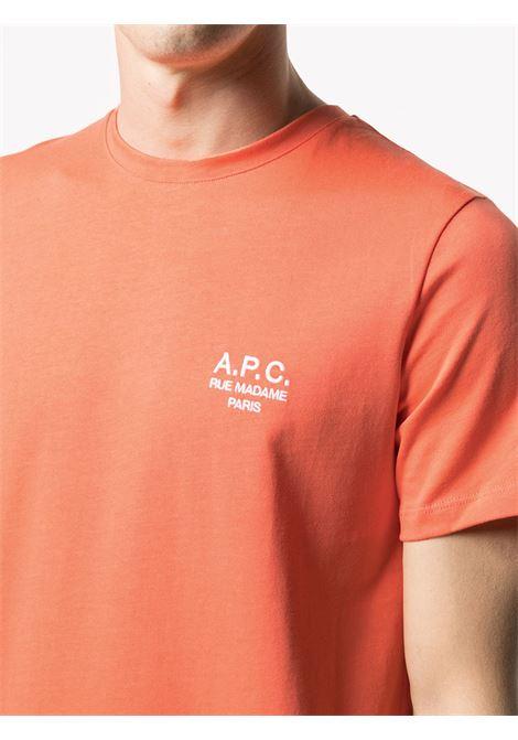 T-Shirt Logo Uomo A.P.C. | T-shirt | COEAV-H26840EAE