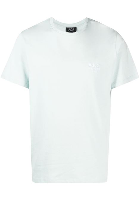 A.P.C. t-shirt raymond uomo A.P.C. | T-shirt | COEAV-H26840KAB