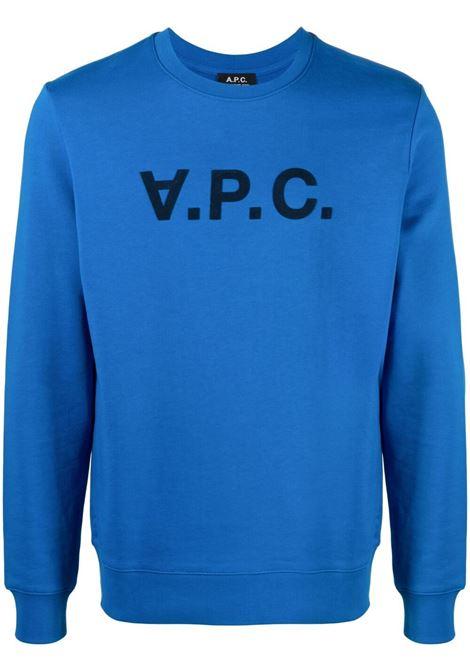 LOGO SWEATSHIRT A.P.C. | Sweatshirts | COECQ-H27378IAG