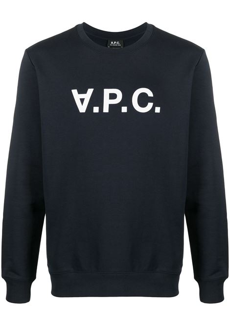 LOGO SWEATSHIRT A.P.C. | Sweatshirts | COECQ-H27378IAK