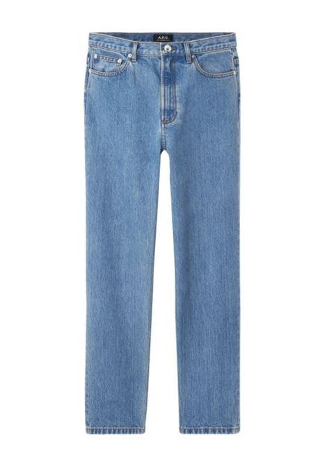 Jeans martin uomo A.P.C. | Jeans | COEFG-H09121IAA