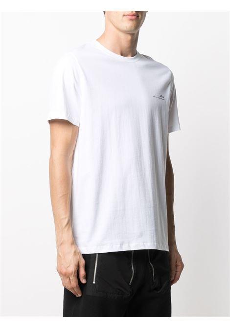 A.P.C. t-shirt con logo uomo A.P.C. | T-shirt | COEOP-H26904AAB