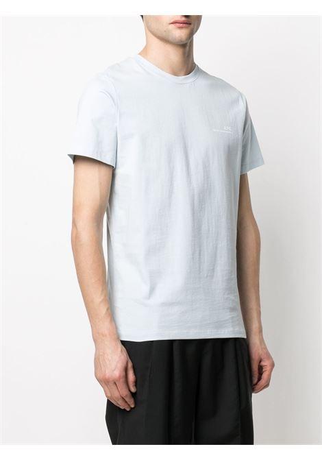 A.P.C. t-shirt con logo uomo A.P.C. | T-shirt | COEOP-H26904IAB