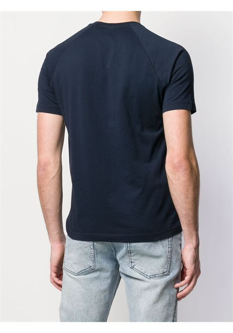 cotton t-shirt man blue ASPESI | T-shirts | AY28 A33501098