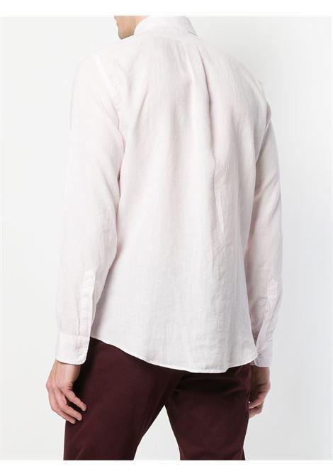 Camicia magra in lino rosa uomo ASPESI | Camicie | CE14 C19585248