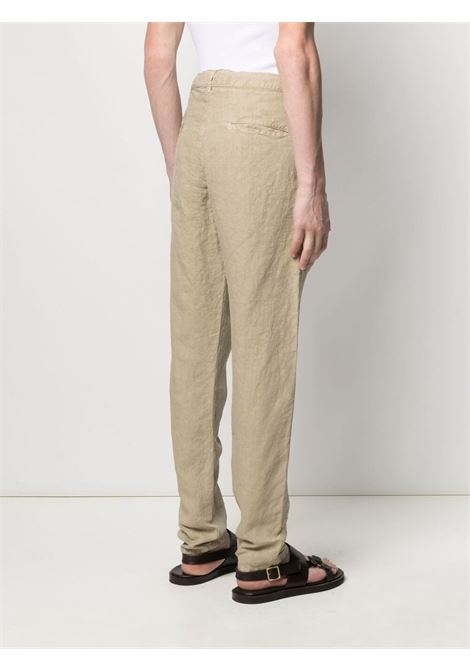 STRAIGHT LEG LINEN TROUSERS ASPESI | Trousers | CP42 C25385047