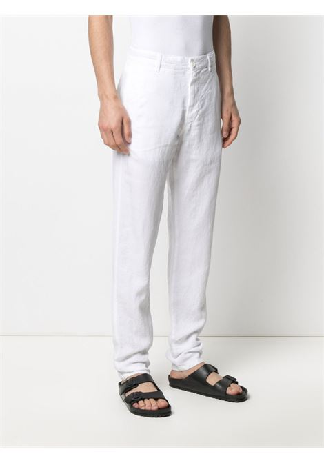 STRAIGHT LEG LINEN TROUSERS ASPESI | Trousers | CP42 C25385072