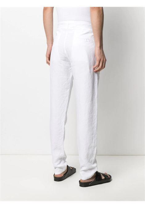 Aspesi pantaloni in lino a gamba dritta uomo ASPESI | Pantaloni | CP42 C25385072