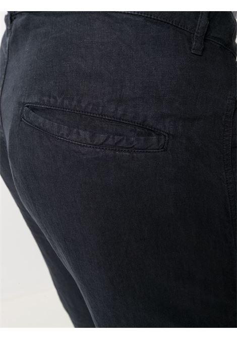STRAIGHT LEG LINEN TROUSERS ASPESI | Trousers | CP42 C25385098