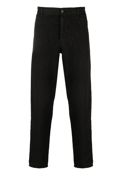 STRAIGHT LEG LINEN TROUSERS ASPESI | Trousers | CP42 C25385241