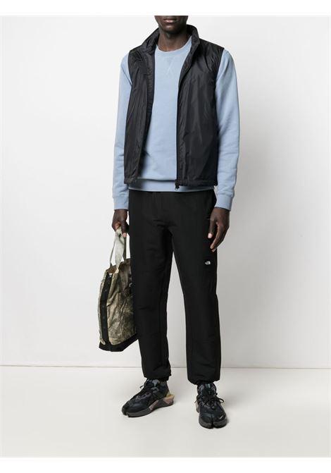 Aspesi zip up sleeveless gilet man black ASPESI | Jackets | P121 796196241