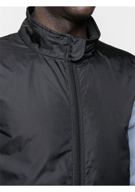 Aspesi zip up sleeveless gilet man black ASPESI | Jackets | P121 796196241