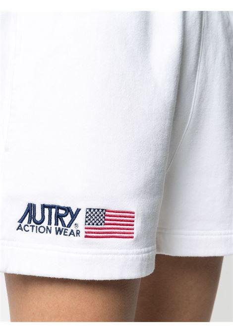 Autry bermuda con logo unisex AUTRY   Bermuda   SHXWA20W