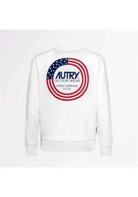 Autry felpa con logo uomo AUTRY | Felpe | SWXMA09M