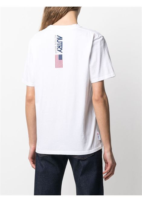Autry t-shirt capsule open Wouomo AUTRY | T-shirt | TSXWA07W