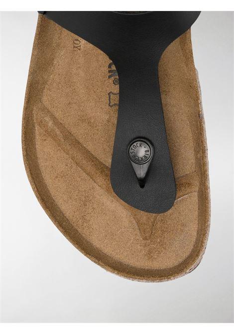 Birkenstock sandali gizeh uomo BIRKENSTOCK | Sandali | 043691BLACK