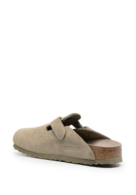 Birkenstock boston sandals man beige BIRKENSTOCK | Sandals | 1019108KHAKI