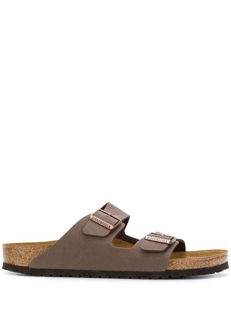 Birkenstock sandali arizona uomo BIRKENSTOCK | Sandali | 151183MOCHA