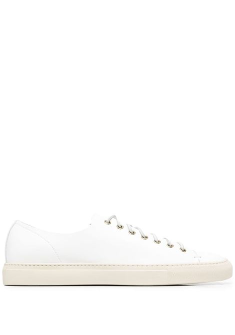 Buttero sneakers basse in pelle uomo bianco BUTTERO | Sneakers | B4006TOSCH-UGBIANCO
