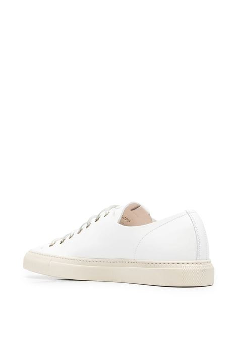 Buttero leather low top sneakers man white BUTTERO | Sneakers | B4006TOSCH-UGBIANCO